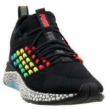 Puma Hybrid Fusefit Heat Map  Casual Running  Shoes Black Mens - Size 7 D