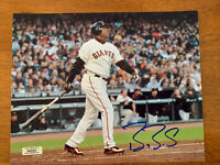 Barry Bonds Hand Signed Autographed 8x10 Photo San Francisco Giants MLB COA