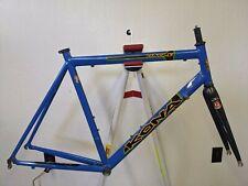 Kona Haole Columbus aluminum bicycle frame Carbon Fiber fork 53cm ST 56cm TT
