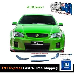 Front Bumper Protector VE Commodore SS Body Lip Armour SV6 Series 1 92246479
