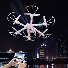 FPV Wifi 3D Pro Drohne/Hexacopter m. Profi HD Livebild Kamera C4005- Coming Home
