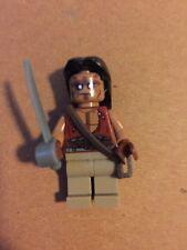 Lego Mini Figure Pirates Of The Caribbean Barbossa Zombie