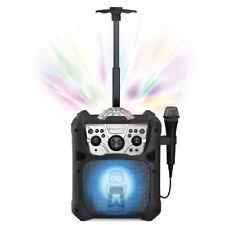 Singing Machine Mini Fiesta- Bluetooth® + Light Show