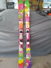 Rossignol Scratch, 182 cm with Fritschi Bindings
