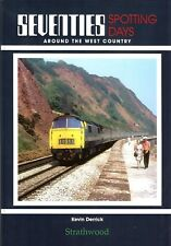 70s SPOTTING DAYS Around the West Country BOOK