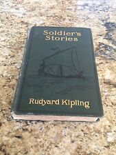 Solder's Stories Rudyard Kipling Copy Right 1899