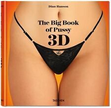 The Big Book of Pussy 3D (2014, Hardcover)