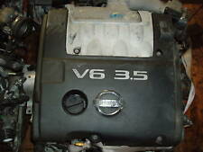 05-07 Quest Engine 3.5L Nissan Quest