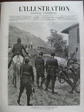 L'ILLUSTRATION 1885 N 2225 LA ROUMELIE ORIENTALE