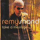 CD CARTONNE CARDSLEEVE REMY SHAND TAKE A MESSAGE 2T DE 2001