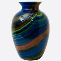 🔴 Mercurio raro vaso in vetro di Murano disegnato da Missoni anni 80 vintage
