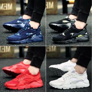 Men's Athletic Sneakers Outdoor Breathable Sport Casual Shoes Running Trainers