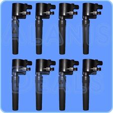 Premium High Performance Ignition Coil Set (8) For Ford Jaguar Lincoln 1999-2006