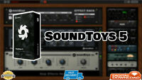 SoundToys 5 The Ultimate Effect Solution ✅ Full Version VST ✅ FAST DELIVERY ✅