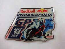 2008 Indianapolis Red Bull Moto GP Inaugural Event Pin