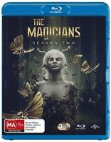 The Magicians : Season 2 (Blu-ray, 2017, 3-Disc Set) New and Sealed