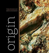 Origin: The Food of Ben Shewry (2012, Hardcover) RARE FIRST EDITION!!