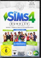 Die Sims 4 - Bundle Pack 5 (Code in a Box) - PC - Deutsche Version  - Neu & OVP