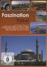 DVD * FASZINATION TÜRKEI - Istanbul - Troja - Pergamon - Ephesos  # NEU OVP ~