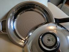 !! AMC HOT PAN Pfanne Premium 3 Liter 28cm Visiotherm Deckel Induktion neuwertig