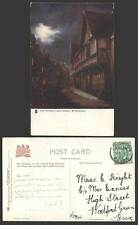 Raphael Tuck & Sons Collectable Worcestershire Postcards