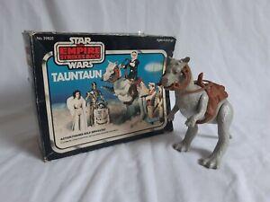 Vintage star wars. Tauntaun. SOLID BELLY.