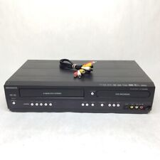 New listing Magnavox Dvd Recorder Vcr Combo Zv427Mg9 No Remote Tested/Working W/ Rca