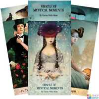ORACLE OF MYSTICAL MOMENTS KARTEN DECK ESOTERIC TELLING US GAMES SYSTEMS NEU
