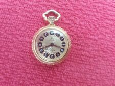 """antique pocket watch    """"STOWA """"   made in Germany"""