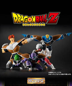 HG DRAGON BALL The Ginyu Force Resin Figure Set of 5 BANDAI Guld Barta Anime