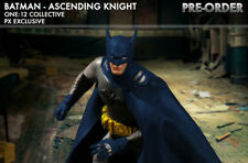 Mezco One:12 Collective PX Exclusive Batman Ascending Knight Blue Neu In Stock