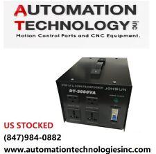 3000 Watt Voltage Converter Transformer Heavy Duty Step Up/Down 3000W 110-220V