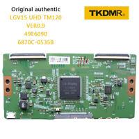 Brand new original 49E6090 LG V15 UHD TM120 VER0.9 6870C-0535B T-CON