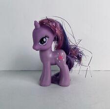 My Little Pony MLP G4 Friendship Is Magic FIM Brushable Tinsel Twilight Sparkle