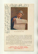 1910 TITLE GUARANTY & SURETY CO ADVERTISING POSTCARD