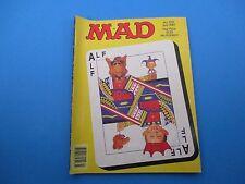 Vintage MAD Magazine July 1987 Comics #272 Alf 48pgs M275