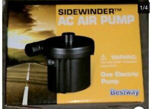 Bestway - 110-120V  Sidewinder AC/DC Air Pump