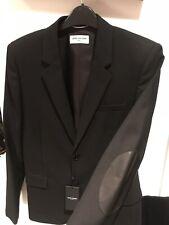 Saint Laurent Paris Black Jacket - Immediate Despatch