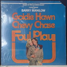 FOUL PLAY - SOUNDTRACK C. FOX 1978 ARISTA AL 9501 SEALED US VINYL BARRY MANILOW