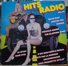LOVE AND MUSIC HITS RADIO VOL. 10 SEXY CAR COVER FRENCH LP SYSTEM DISCO
