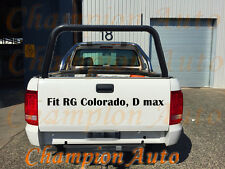 3'' Black Powder Coated Steel Ladder Rack Holden RG Colorado D MAX 2012 - 2018+