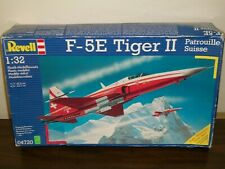 Revell 1/32 Scale F-5E Tiger II Patrouille Suisse - Factory Sealed