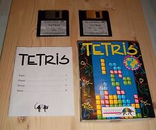 Tetris Apple Mac 1987 TRES RARE COLLECTOR INTROUVABLE