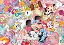 Disney Jigsaw Puzzle 1000 Pieces Minnie Pajamas Party 1000-417