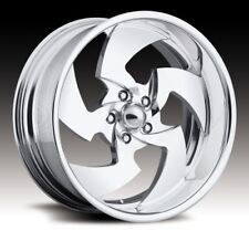 """Pro Wheels STINGER 22"""" Polished Aluminum Billet Wheels Rims (set of 4)"""