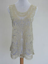 Lace Evening, Occasion Sleeveless Tanks, Camis for Women
