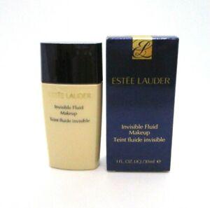Estee Lauder Invisible Fluid Makeup ~ 1N1 ~ 1 oz/ 30 ml ~ BNIB