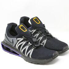 big sale 832aa c122b Nike Shox Gravity Running Shoe AR1999-005 Black Mutli Purple Grey 10.5 EUR  44,
