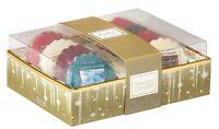 Yankee Candle Holiday Sparkle 8 Wax Melt / Tart Gift Set - Brand New - FREE POST