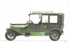 B99410 audi 18/45 ps landaulet 1914 germany oldtimer car voiture